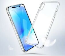 Per Apple Iphone XR Custodia ULTRA SLIM COVER SILICONE 0,3 MM TRASPARENTE