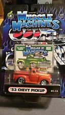 Muscle Machines '53 Chevy Pickup 1:64 Scale