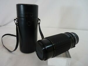 Sigma 80-200mm f/3.5-4 Zoom Lens for Olympus with original case -Thames Hospice
