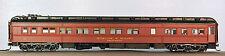 "B&M 4019B DINER LOUNGE ""ONWARD"" & ""PROGRESS"" HO Railroad Kit Brass Sides BC512"