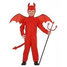 Disfraces unisex color principal rojo, Halloween