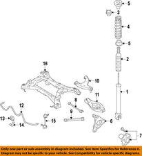 NISSAN OEM Stabilizer Sway Bar-Rear-Link 54618EG03A