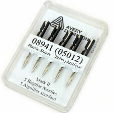Avery Replacement Needles for Mark II Swiftach Tagging Gun