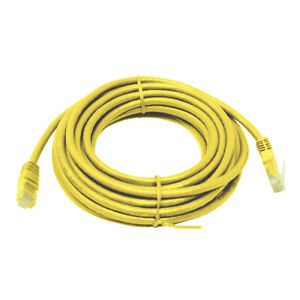LinITX PRO SERIES CAT6 UTP ETHERNET PATCH CABLE - 5M YELLOW