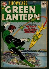 Showcase #22 DC Comics G-VG First Silver Age Green Lantern appearance