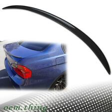 """""""SHIP OUT TODAY CARBON BMW E90 3-SERIES 4D M3 TRUNK BOOT SPOILER 318i 320d 11"""