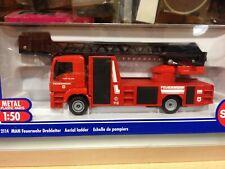 SIKU,escala 1:50,ref.2114,Camion de bomberos
