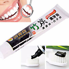 Bamboo Charcoal Teeth Whitening Clean Black Toothpaste Oral Care For White Teeth