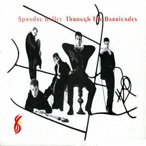 "Spandau Ballet : Through the Barricades (Vinyl 12"")"
