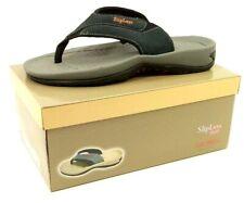 New Men's Slip Resistant Sandals Flip Flops Boating Dock Wet Work Shoe Size  9.5