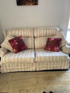 Beautiful 3 piece lounge suite by Jardan of Melbourne