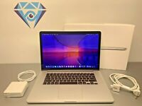 "Apple MacBook Pro 15"" RETINA R9 / CORE i7 / 1TB SSD / 16GB / WARRANTY / OS-2015"
