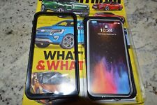 SPECIAL CASE WATERPROOF I PHONE XS MAX CASE BUILT IN SCREEN AND BACK PROTECTORS