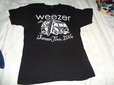 "Weezer "" Summer Tour 2016 "" Tee [ medium ] [ 47 ]"