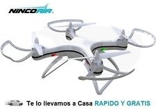 Drone Radiocontrol Quadrone Stratus GPS 2,4Ghz HA 3D Dron Rc RTF Ninco NH90119