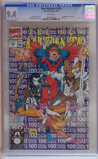 NEW MUTANTS #100, CGC = 9.4, NM, 1st X-Force, Cable, 1983, more CGC in store