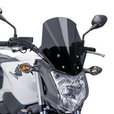 Windschutz-Scheibe Puig Honda NC 750 S 14-18 dunkel Verkleidungs-Scheibe
