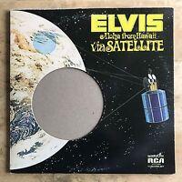 Elvis Presley Aloha From Hawaii 1972 Vinyl LP Gatefold RCA Records VPSX-6089