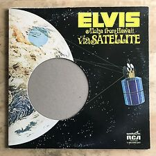 Elvis Presley Aloha From Hawaii 1972 Vinyl LP Gatefold RCA Records VPSX-6089