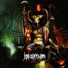 "JOB FOR A COWBOY ""RUINATION"" CD 10 TRACKS NEU"