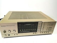 Vintage Working Pioneer SX-6 AM/FM Stereo Receiver Computer Controlled