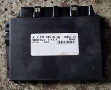 MERCEDES CLK SLK 98-03 GEARBOX CONTROL UNIT 027 545 01 32