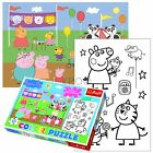 Trefl Fun Animated Peppa Pig Themed Cartoon Kids Toddlers Unisex Jigsaw Puzzle