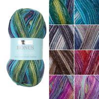 Sirdar Hayfield Bonus Breeze Extra Value DK Double Knit Knitting Yarn 100g Ball