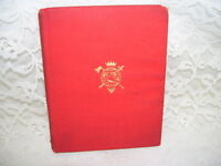 1935 Antique Book The Life of King Henry VIII by William Shakespeare