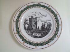 CASTLE KEEP HELMSLEY   Plate Ltd Edition Plate No 26 Gerald Swan Decor Art 1995