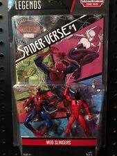 Marvel Legends Series Special Edition Comic Pack 2 Pk Spider-Man Scarlet Spider