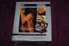 RIO aerografo tatuaggi temporanei professionale-SPA 2000-OOP PRO POWER Corpo Inchiostro