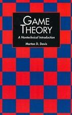 Game Theory Dover Books on Mathematics:  : A Nontechnical Introduction by...