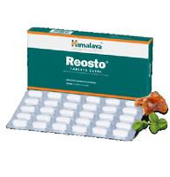 Ayurveda Himalaya Herbal Reosto 30 Tablets Free Shipping