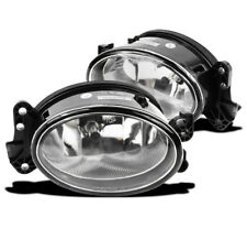 2007 2008 2009 MERCEDES-BENZ E-CLASS W211 LOWER DRIVING FOG LIGHT LAMP CLEAR SET