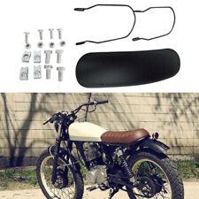 Metal Motorcycle Bike Retro Retrofit Front Fender Protector Mudguard Cover Matte