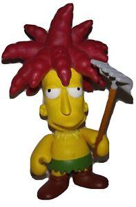 "2008 Kidrobot The Simpsons SIDESHOW BOB 3"" Vinyl Figure Rare"