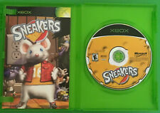 Sneakers  (Microsoft Xbox  2002) Complete