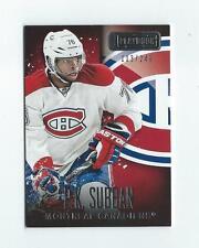 2013-14 Panini Playbook #43 P.K. Subban Canadiens /249