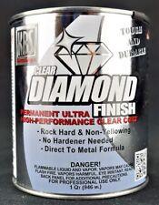 KBS Diamond Finish Clear High Gloss (1 quart) top coat