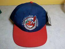 Cleveland Indians hat 1995 Central Division Champions Champs vintage Starter NEW