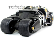 HOT WHEELS BMH74 THE DARK KNIGHT TRILOGY BATMAN BATMOBILE TUMBLER 1/18 BLACK