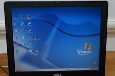 Dell Inspiron 1000; Celeron @ 2.2GHz; 1.25Gb RAM; 80Gb HDD; Win XP Pro SP3 +