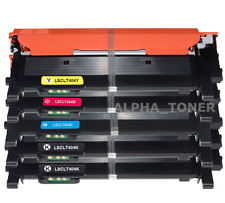5-Pack Toner Set for Samsung Xpress C480FW C430W C480W C480FN C430 CLT-K404S