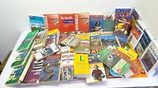 Mixed Lot Europe Amsterdam Netherlands Travel Booklets Dictionary Maps