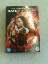The Hunger Games Catching Fire dvd