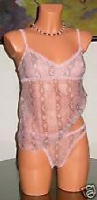 NWT Cosabella ISSA Camisole / LR Thong Set, Pink