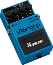 Boss VB-2w Waza Craft Vibrato Guitar Effect Pedal!