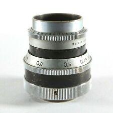 ✅ Meyer Gorlitz Primoplan 25mm f1.5 C-Mount Lens Suitable for Paillard Bolex etc