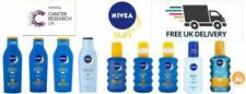 Nivea SUN Protect&Moisture Spray Or Lotion 200ml. SPF 10/15/20/30/50 Brand New